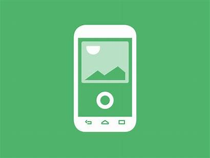 Phone Android Animation Animated App Apps Pictogram