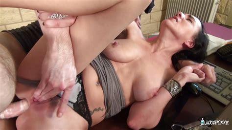 La Cochonne Anal Fuck For Sexy French Milf Boss 4tube