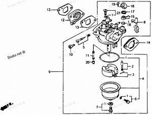 28 Honda Lawn Mower Carburetor Linkage Diagram