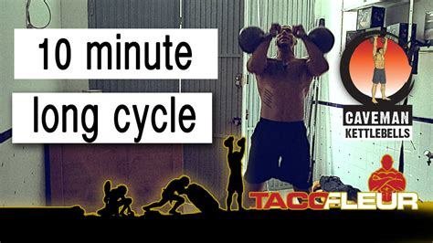 cycle long minute kettlebell kettlebells sport cavemantraining caveman unconventional
