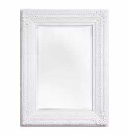 Spiegel Mit Weißem Rahmen : palermo spiegel mit wei em barock rahmen ~ Indierocktalk.com Haus und Dekorationen