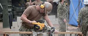 Become a Seabee... Construction Jobs