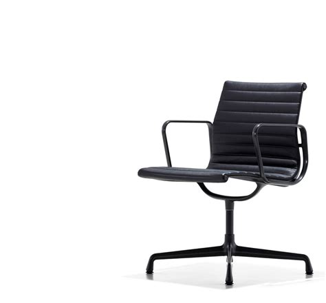bureau herman miller eames aluminum executive chair herman miller
