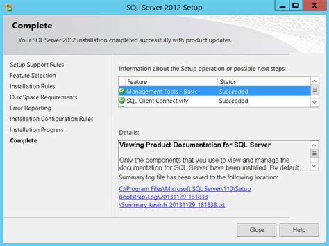 Manage Your Database With Ssms 2012