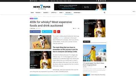 tutorial template newspaper newspaper theme how to use the post templates