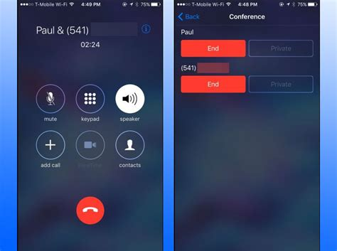 how to merge calls on iphone how to make conference call on iphone 7 6 6s se 5s 5 5c