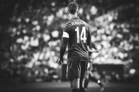 Madrid, Spain - 01 MAY 2019: Jordan Henderson During The ...