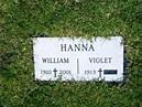 William Hanna (1910 - 2001) Half of the Hanna-Barbera ...