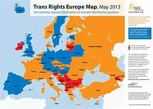 French Alters Sterilization Policy For Transgender People ...