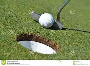 Quick Putt Royalty Free Stock Image - Image: 31745136