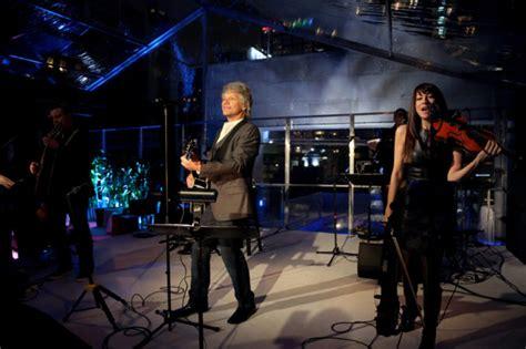 Evening With Jon Bon Jovi His Rose The Joule