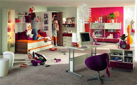 Kinderzimmer Mädchen Rot by Jugendzimmer Rot