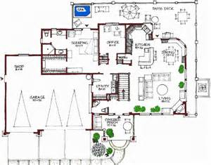 Solar House Plans Pictures by Passive Solar Home Plan With Added Bonus 16611gr 1st