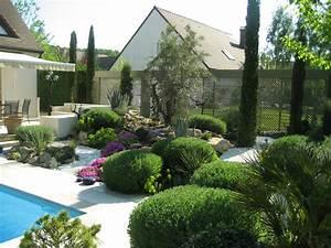 mise en valeur dun jardin a caractere mediterraneen a With amenagement jardin exterieur mediterraneen 17 olivier plantation entretien et recolte