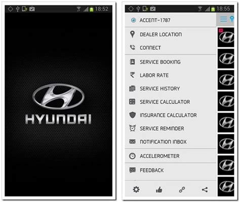 Automobile Companies On Your Mobile Now  Hyundai Launches
