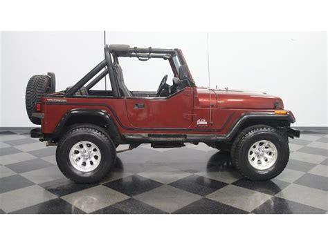 jeep wrangler  sale  lithia springs ga classiccarsbaycom
