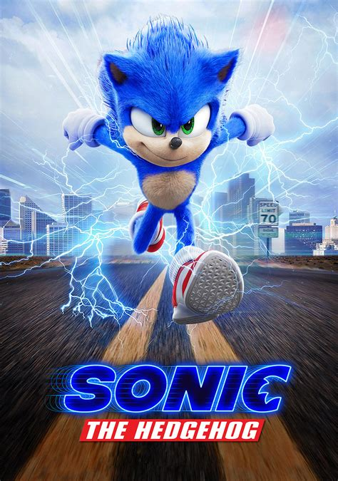 Sonic The Hedgehog | Movie fanart | fanart.tv