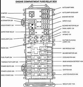 2002 Ford Taurus Power Window Wiring Diagram