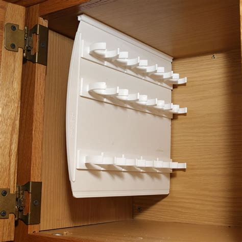 sliding spice racks kitchen cabinets large sliding cabinet spice rack ebay 7989