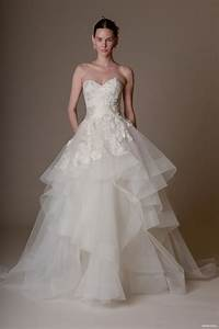 marchesa 2016 spring summer wedding dresses With spring wedding dress
