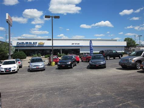 Dealerships Chevrolet Car Ohio