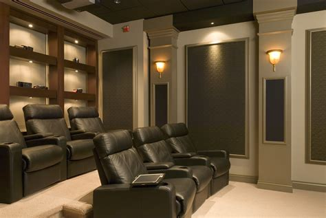 Media Home Theater Window Treatments, Blinds, Shades Vwf