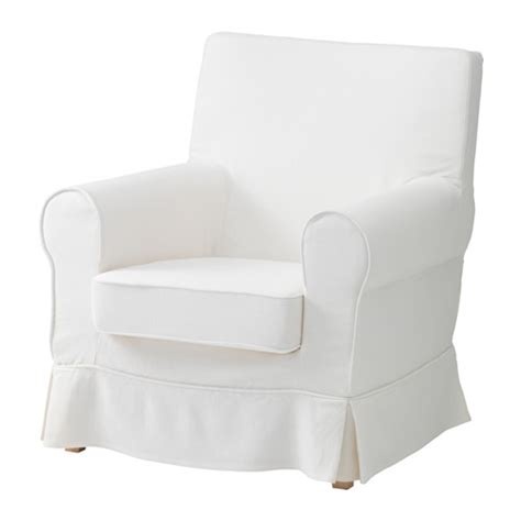 ektorp jennylund chair cover sten 229 sa white ikea