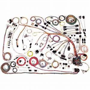 Classic Update Series Wiring Harness System
