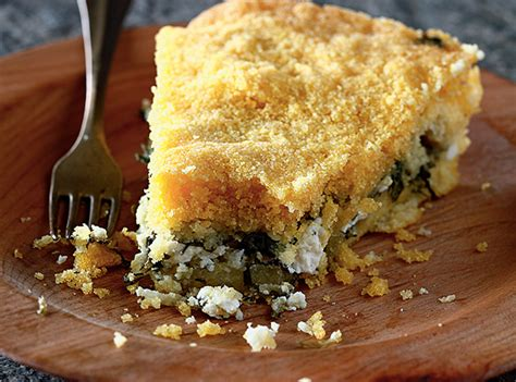 recette pita de metzovo ou polenta aux herbes et au fromage maison et demeure