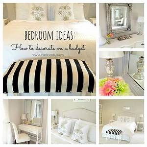 Diy Bedroom Makeover Ideas | Bedroom Design Decorating Ideas
