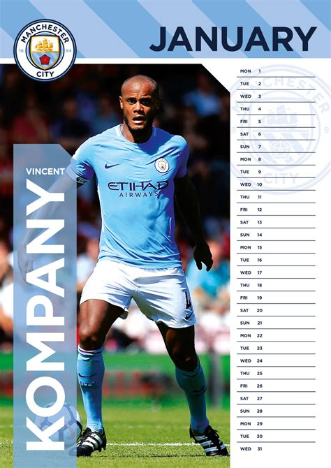 manchester city calendars ukposterseuroposters