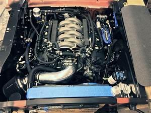 1966 Mustang Convertible Restomod Coyote Build