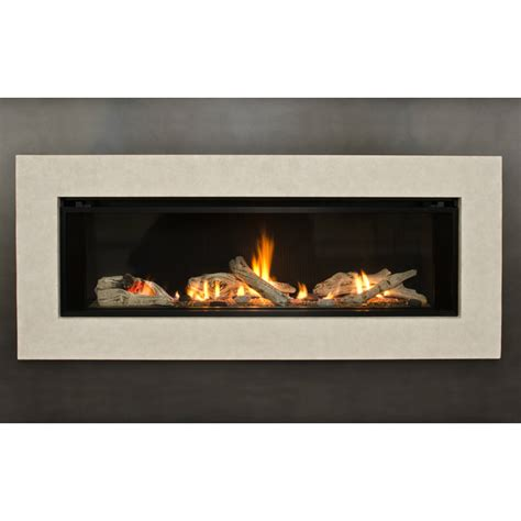 ventless gas fireplace valor l2 linear