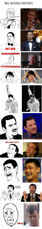 Meme Face Origins - funny memes about life nice pics