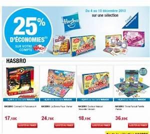 Www Auchan Fr Espace Carte Fidelite : sur les jeux hasbro 25 sur la carte de ~ Dailycaller-alerts.com Idées de Décoration