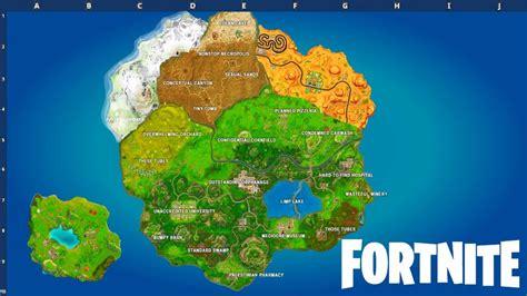 season  map fortnite battle royale youtube