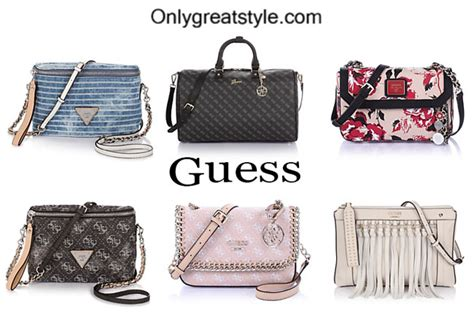 guess bags spring summer  womenswear handbags
