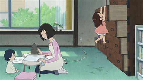 Wolf Children Japanese Anime