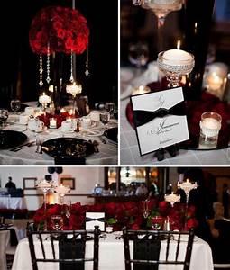 black and red wedding ideas weddinarycom http www With black and red wedding ideas