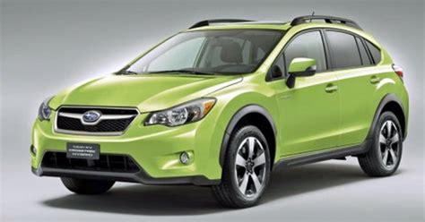 Long-awaited Subaru Crosstrek Hybrid