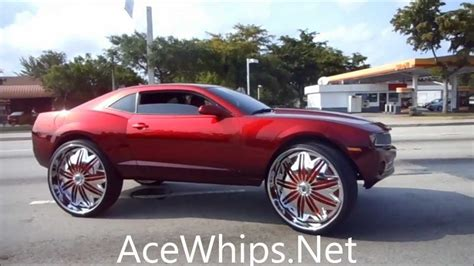 Acewhips.net- Mayra's 2010 Chevy Camaro On 32