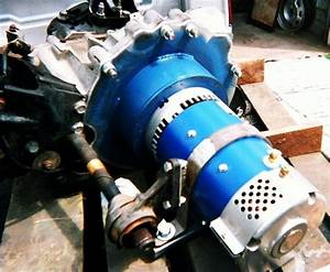 Electric Car Motors Made In The Usa - Dc Ev Motors For Electric Car Kits