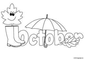 october coloring pages bing images fall coloring pages