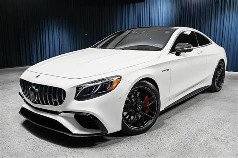 Monthly payment calculations are provided in canadian dollars and are based on the manufacturer's suggested retail price (msrp) and the rates in effect at the time of the calculation. Used 2020 Mercedes-Benz S-Class AMG® S 63 Coupe in Scottsdale AZ