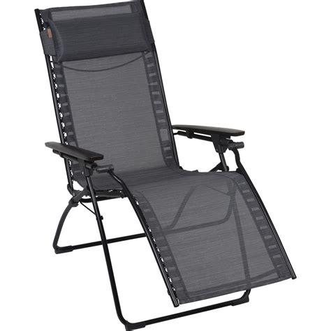 lafuma chaise lafuma evolution recliner chair backcountry com