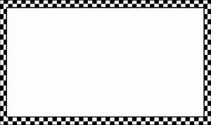 Checker Border Clip Art at Clker.com - vector clip art ...