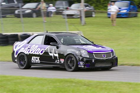 Cadillac Cts V Race Car by 2006 Cadillac Cts V Scca Race Car For Sale