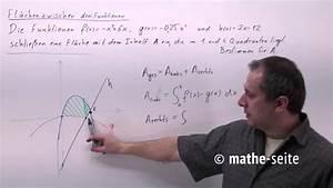 Fläche Zwischen Zwei Graphen Berechnen : fl che zwischen drei funktionen berechnen eingeschlossene fl che beispiel 4 youtube ~ Themetempest.com Abrechnung