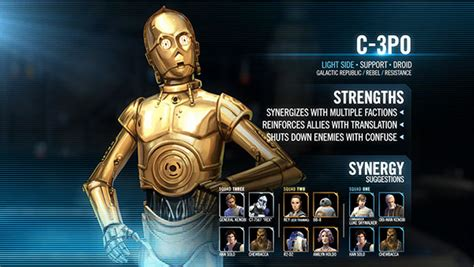 swgoh contact protocol  po event  blog gaming