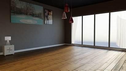 Empty Living Interior Models Cgtrader Jugoexport